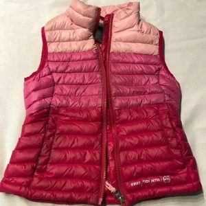 Free Country Girls Quilted Sleeveless Jacket XS